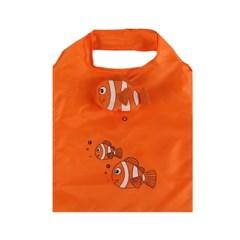 물고기 접이식 시장가방/판촉물 사은품 시장바구니
