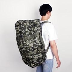 90L 콜럼 대용량 더플백 /군용 위장가방