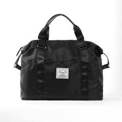 에이르 캐리어 결합 보스턴백(블랙-소)/여행 보조가방