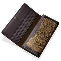 데일리(만다라)_남성명품가죽장지갑,핸드폰케이스,다용도지갑