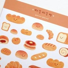 따끈따끈 빵 스티커 - KWONI