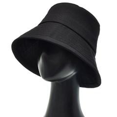 [플릭앤플록]IJU02.와이드챙 커플 벙거지 모자 버킷햇