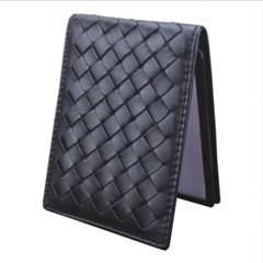 엘리파 양가죽 카드지갑(블랙) / 양가죽 명함지갑