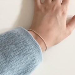 [92.5 silver] Jujube bracelet