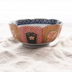 레트로 우동그릇 (면기,떡국그릇)