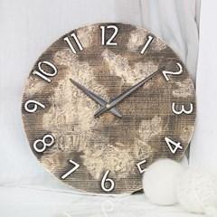 저소음빈티지벽시계