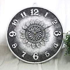 저소음해바라기아라비아벽시계