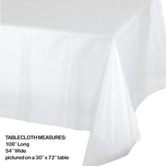 클리어 테이블 커버 [CC]