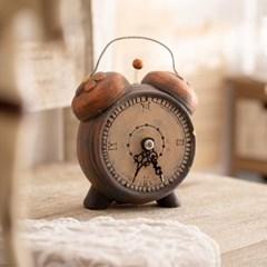 [데코봉봉]빈티지 시계 저금통