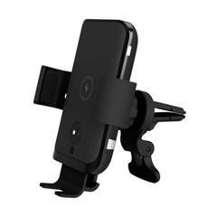 [무아스] 오토 차량용 고속 무선충전 거치대 흡착형/송풍구형