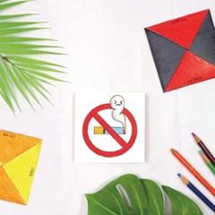 금연 딱지 액자 만들기 패키지 DIY (30인용)