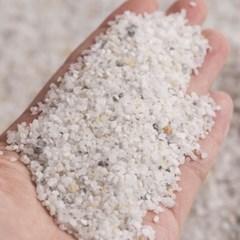 [데코봉봉]알갱이 모래 1봉지(화이트)