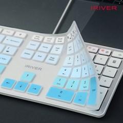 아이리버 IRIVER 저소음 유선키보드 EQwear-X10