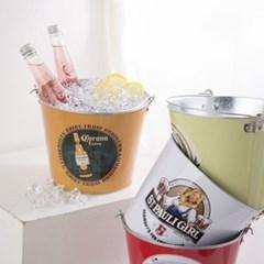[데코봉봉]아이스 양철 바스켓