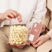 popcorn case (팝콘 젤하드 케이스)