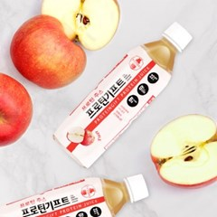 [행복담은식탁 ]단백질음료 프로틴기프트 사과맛 500mlx20병