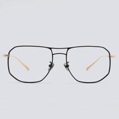 JOEL black-gold 안경테 중년 다초점 매장 색_(1970038)