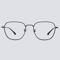 MARK black 안경테 투명 눈부심 유행하는 무도수_(1970035)