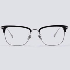 SEAN silver-black 안경테 수입 무태 굴절률_(1970025)