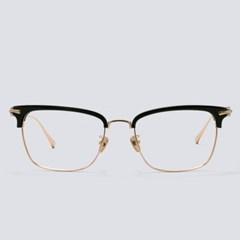 SEAN gold-black 안경테 안경원 독특한 스타일_(1970023)