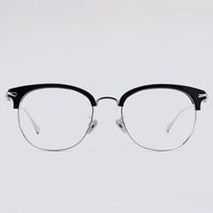 PAUL silver-black 안경테 난시 맞추기 군대_(1970022)