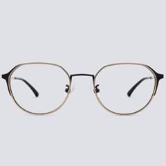 MEL gold-black 안경테 고글 작은 난시 다초점_(1970013)