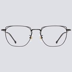 MAVIS black 안경테 세계 피팅 다각형 다각 고글_(1969926)
