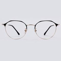 MATT gold-black 안경테 철테 명품 매장 큰_(1969919)