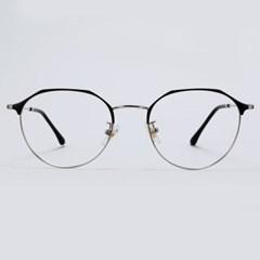 MATT silver-black 안경테 음이온 자외선차단_(1969917)