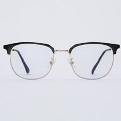 CLARK gold-black 안경테 안부러지는 PC 색_(1969915)