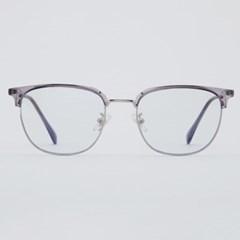CLARK greycrystal 안경테 PC용 스퀘어 색_(1969912)