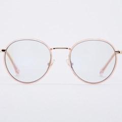 ORAN pinkcrystal 안경테 가벼운 여자 음이온_(1969908)