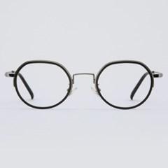 EDA black 안경테 고글 큰 틴트 은테 무테 다촛점_(1969905)