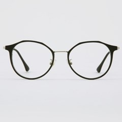 CLYDE silver-black 안경테 창업 고글 금테_(1969900)
