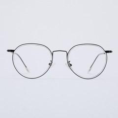 SIMON black-crystal 안경테 둥근얼굴형 큰_(1969891)