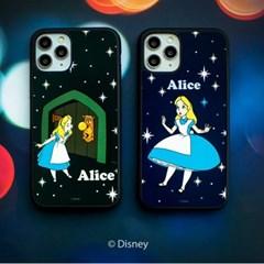 디즈니 앨리스 트윙클 알루미늄 케이스