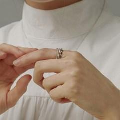 [매디]플로우 Shimmer Stone Ring