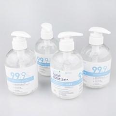 [재고보유]bnd 손소독제 겔 500ml 클린 핸드 식약처허가 의약외품
