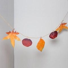 [데코봉봉]낙엽 가랜드