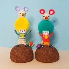 쥐띠의 해 - 워리-G(쥐)