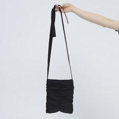 Volume Mini Cross Bag_ Black