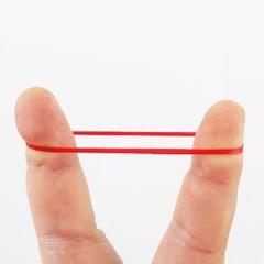 탄력/복원력 3배 국산 헤어끈 머리고무줄 소중대 모음 3color