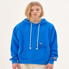 [SS20 SV X Sesame Street] Embroidered Hoodie(Blue)_(751147)