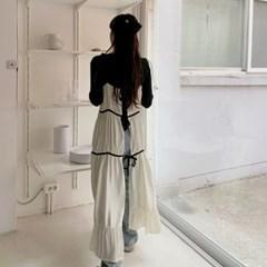플린테잎 dress (2color)