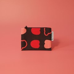 autumn-pink card wallet