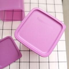 타파웨어 싱싱블록 2.2L 2P 밀폐 보관 냉장기용기