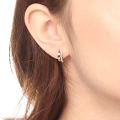 14K 데일리 원터치 귀걸이 (gold pin) ELGPEE121_(950046)