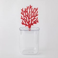 [퀄리] Coral  Container 면봉 컨테이너