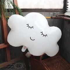 포근 구름 파티용풍선