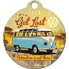 노스텔직아트[48021] VW Bulli - Lets Get Lost